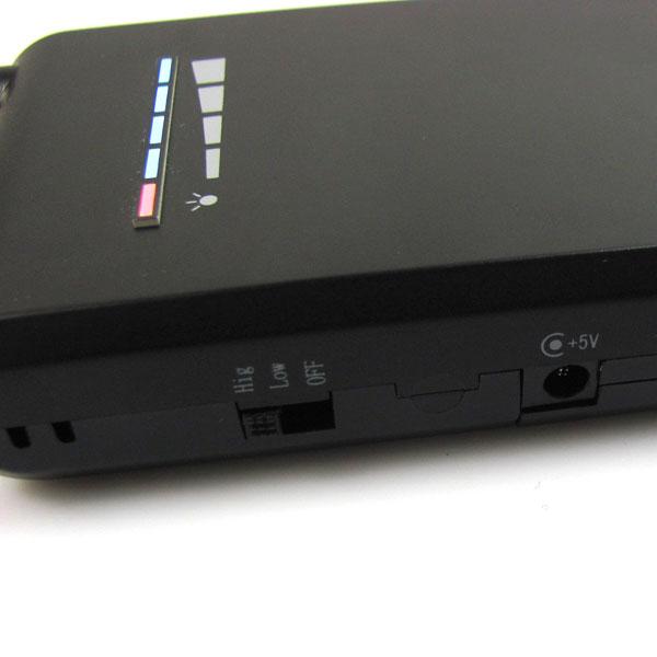 Portable 2G Blocker - Mini Portable Cellphone and GPS Signal Jammer