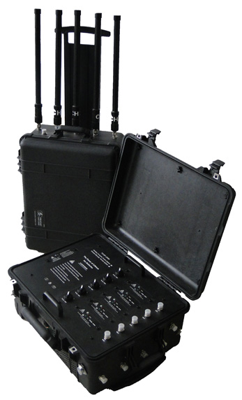Mobile cell phone jammer blocker - blocker jammer rf frequency