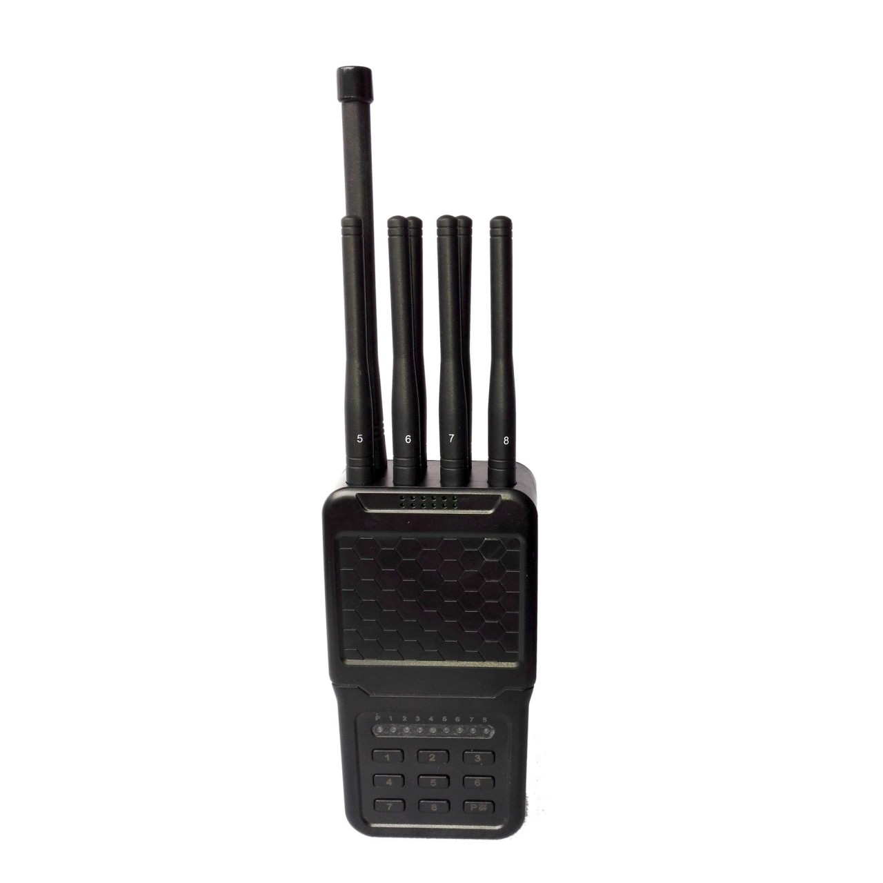 Block phone for sale - 4W Powerful All WiFI Signals Jammer (2.4G,5.8G)