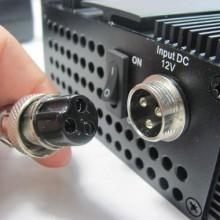 Desktop High Power GPS UHF LoJack Cellphone Signal Jammer