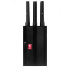 Portable Selectable 2G 3G 4G All Frequency Bands Cell Phone Jammer & WiFi Jammer