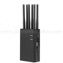 Portable GPS Jammer & 3G 4G All Cell Phone Blocker