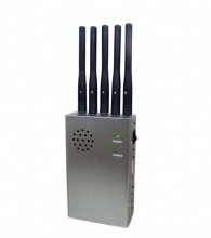 Handheld Selectable GPS WiFi 3G Mobile Jammer