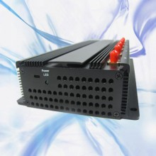 Powerful 6 Antenna GPS Bluetooth VHF UHF and 2G Mobile Phone Signal Jammer