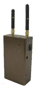 Best mini cell phone - Handheld Cell Phone Blocker GPS Jammer 4g cell phone jammer