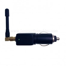 Mini GPS Signal Jammer for Car Using