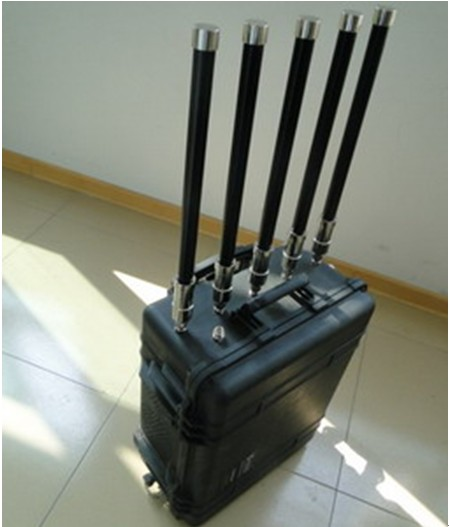 Cell jammer for sale - 8 Band High-power Portable Jammer Mobile Phone Signal Blocker