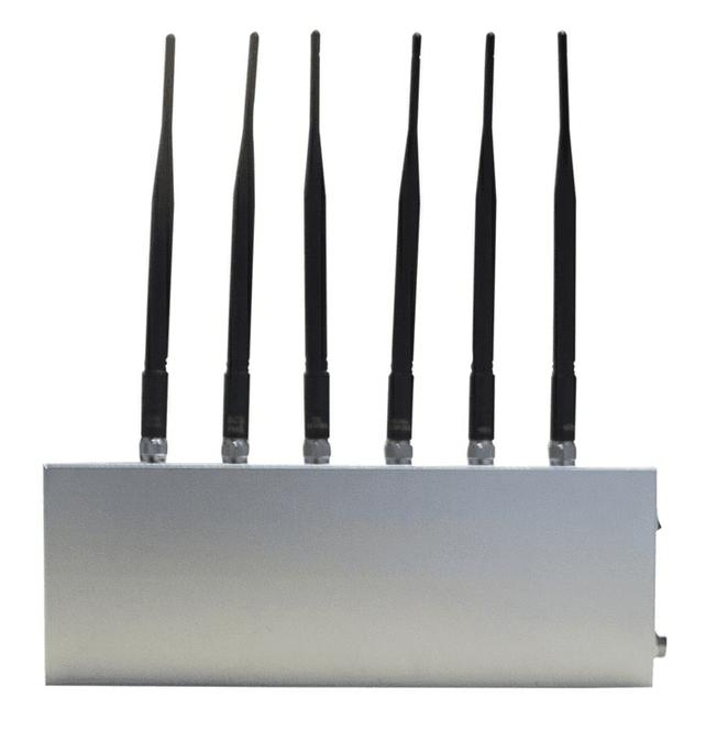 Cdma gsm 3g dcs blocker - Handheld Selectable Newest 8 Antennas 4W Cell Phone 3G 4G Jammer WIFI GPS Jammer
