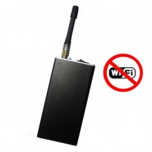Handheld Wireless Spy Video Camera WiFi Signal Jammer