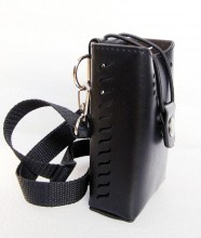 High Quality Leather Carry Case for Handheld Signal Jammers