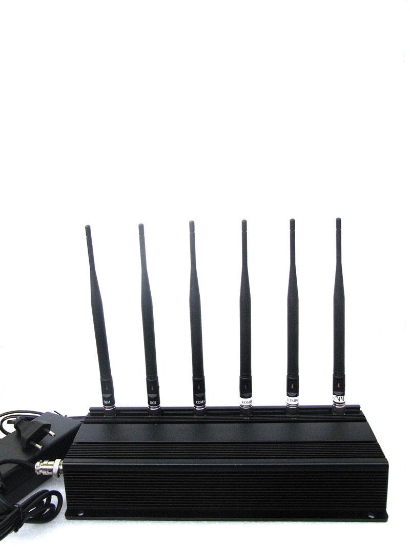 Bluetooth blocker app - 14 Antennas UHF Blocker
