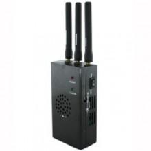 Handheld LoJack 4G and XM Radio Signal Jammer