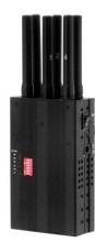 Bluetooth signal blocker - 6 Bands Handheld Cell Phone Signal Jammers 2G 3G 4G