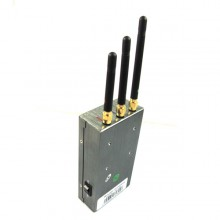 5 Band Portable Style Mobile Phone Signal Blocker with Car charger