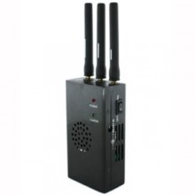 Portable High Power All GPS Jammer