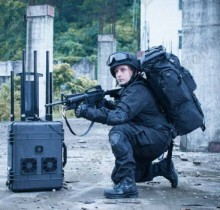 Poweful Portable DDS Multi-band Bomb Jamming System